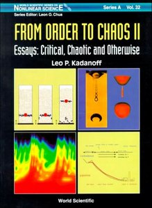 From Order to Chaos II. Essays: Critical, Chaotic and Otherwise free download