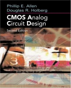 CMOS Analog Circuit Design, 2 edition (plus Soluttions) free download