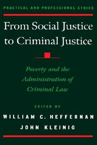 From Social Justice to Criminal Justice free download