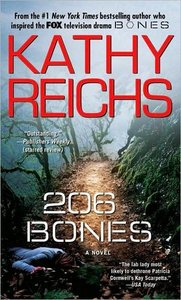 Kathy Reichs - 206 Bones free download