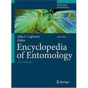 Encyclopedia of Entomology, 2 Edition free download