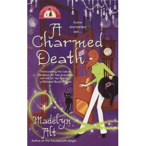 A Charmed Death (Bewitching Mysteries, No. 2) - Madelyn Alt free download