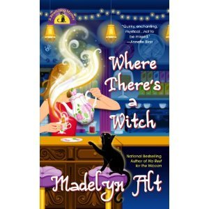 Where There's a Witch (Bewitching Mysteries, No. 5) - Madelyn Alt free download