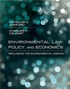 Environmental Law, Policy, and Economics free download