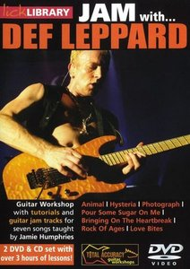Lick Library - Jam With Def Leppard free download