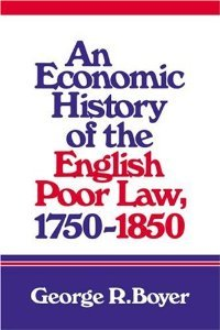 An Economic History of the English Poor Law, 1750-1850 free download