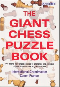 The Giant Chess Puzzle Book free download
