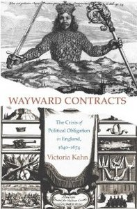 Wayward Contracts: The Crisis of Political Obligation in England, 1640-1674 free download