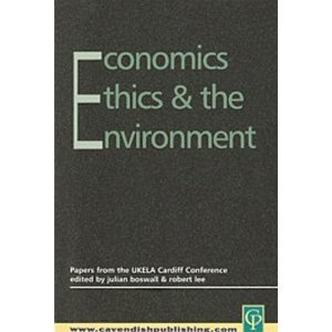 Economics, Ethics and the Environment free download