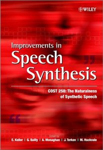 Improvements in Speech Synthesis free download