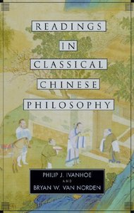 Readings in Classical Chinese Philosophy free download