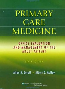 Primary Care Medicine: Office Evaluation and Management of the Adult Patient free download