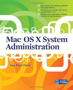 Mac OS X System Administration free download