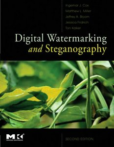 Digital Watermarking and Steganography free download