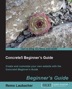 Concrete5 Beginner's Guide free download