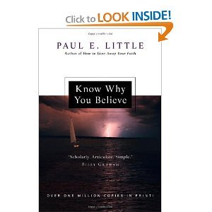 Know Why You Believe - Paul E. Little free download