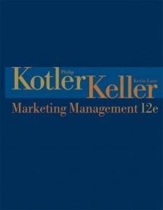 Marketing Management free download