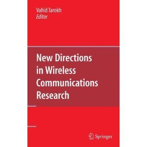 New Directions in Wireless Communications Research free download