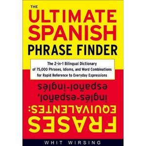 The Ultimate Spanish Phrase Finder free download