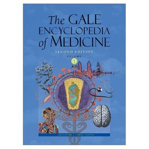 The Gale Encyclopedia of Medicine (5 volume set) free download