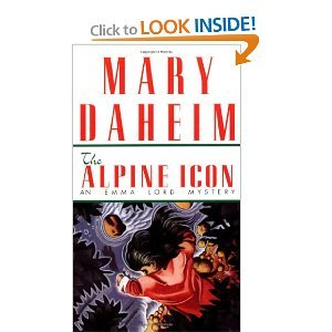 The Alpine Icon (Emma Lord Mysteries, book 9) - Mary Daheim free download