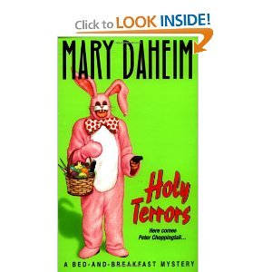 Holy Terrors (Bed-And-Breakfast Mysteries, book 3) - Mary Daheim free download