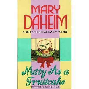 Nutty As a Fruitcake (Bed-And-Breakfast Mysteries, book 10) - Mary Daheim free download