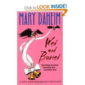 Wed and Buried (Bed-And-Breakfast Mysteries, book 12) - Mary Daheim free download