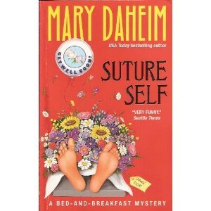 Suture Self (Bed-And-Breakfast Mysteries, book 17) - Mary Daheim free download