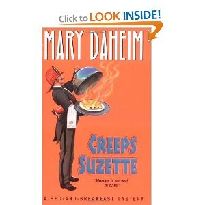 Creeps Suzette (Bed-And-Breakfast Mysteries, book 15) - Mary Daheim free download