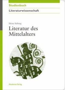 Literatur des Mittelalters free download