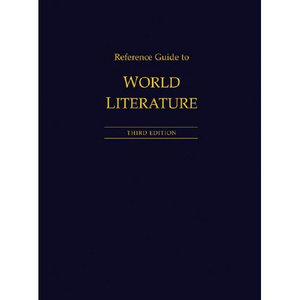 Reference Guide to World Literature Edition 3. (Reference Guide to World Literature (2 Vol.)) free download