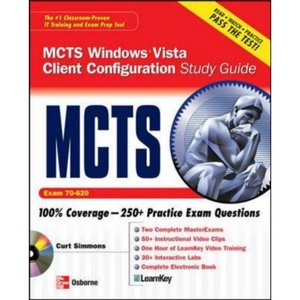 MCTS Windows Vista Client Configuration Study Guide free download