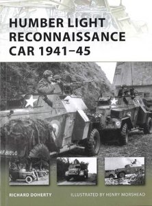 Humber Light Reconnaissance Car 1941-45 (Osprey New Vanguard 177) free download