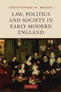 Law, Politics and Society in Early Modern England free download