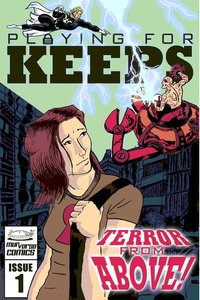 Playing For Keeps - Mur Lafferty free download