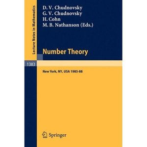 Number Theory free download