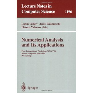 Numerical Analysis and Its Applications free download