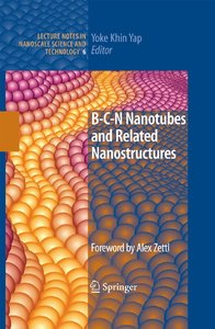 B-C-N Nanotubes and Related Nanostructures free download