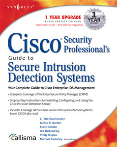 Cisco Security Professional's Guide to Secure Intrusion Detection Systems free download