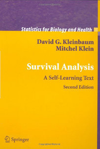 Survival Analysis: A Self-Learning Text, 2nd edition free download