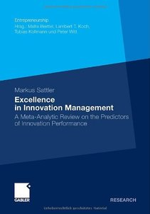Excellent in Innovation Management free download