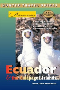 Hunter Travel Guides Adventure Guide to Ecuador free download
