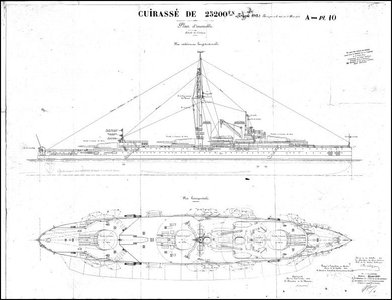 Marine Nationale - LANGUEDOC 1915 free download
