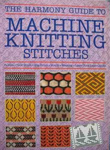 The Harmony Guide to Machine Knitting Stitches free download