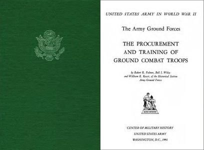 The Procurement and Training of Ground Combat Troops free download