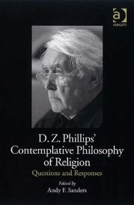D.Z. Phillips' Contemplative Philosophy of Religion free download