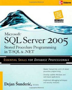 Microsoft SQL Server 2005 Stored Procedure Programming in T-SQL free download
