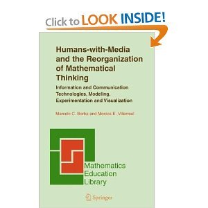 Humans-with-Media and the Reorganization of Mathematical Thinking free download