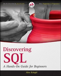 Discovering SQL: A Hands-On Guide for Beginners free download